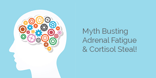 Myth Busting Adrenal Fatigue & Cortisol Steal!
