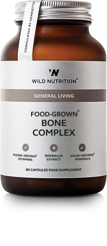 FOOD-GROWN® Bone Complex - 90 caps