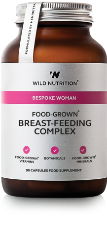 Food-Grown® Breast-Feeding Complex - 90 caps