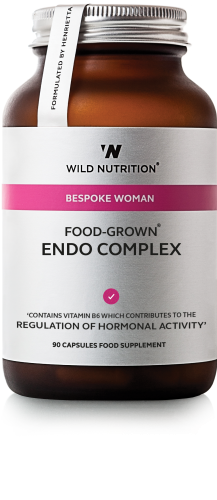 Food-Grown® Endo Complex - 90 caps