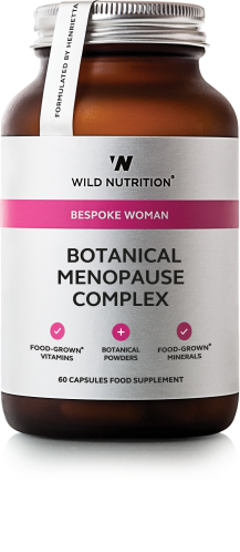 FOOD-GROWN® Botanical Menopause Complex - 60 caps
