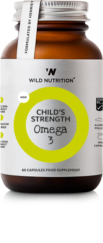Child's Strength Omega 3 -60 caps
