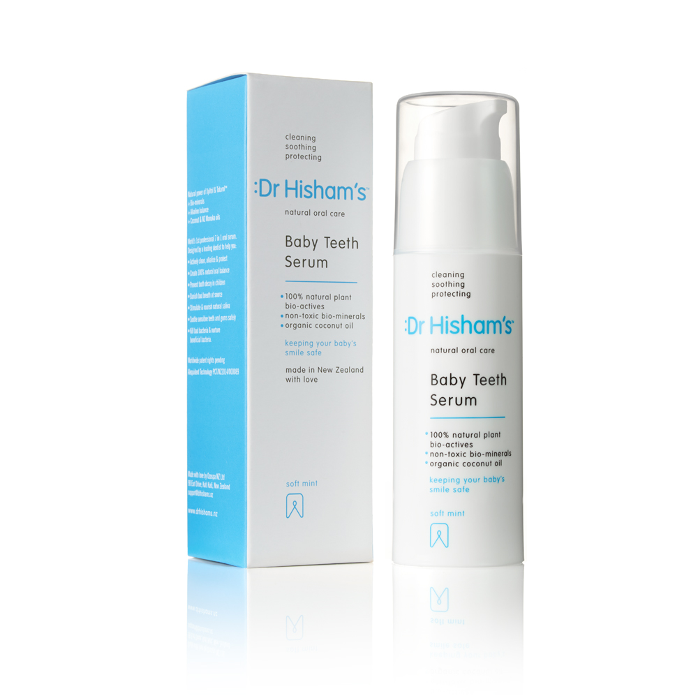 Dr Hishams - Baby Teeth Serum