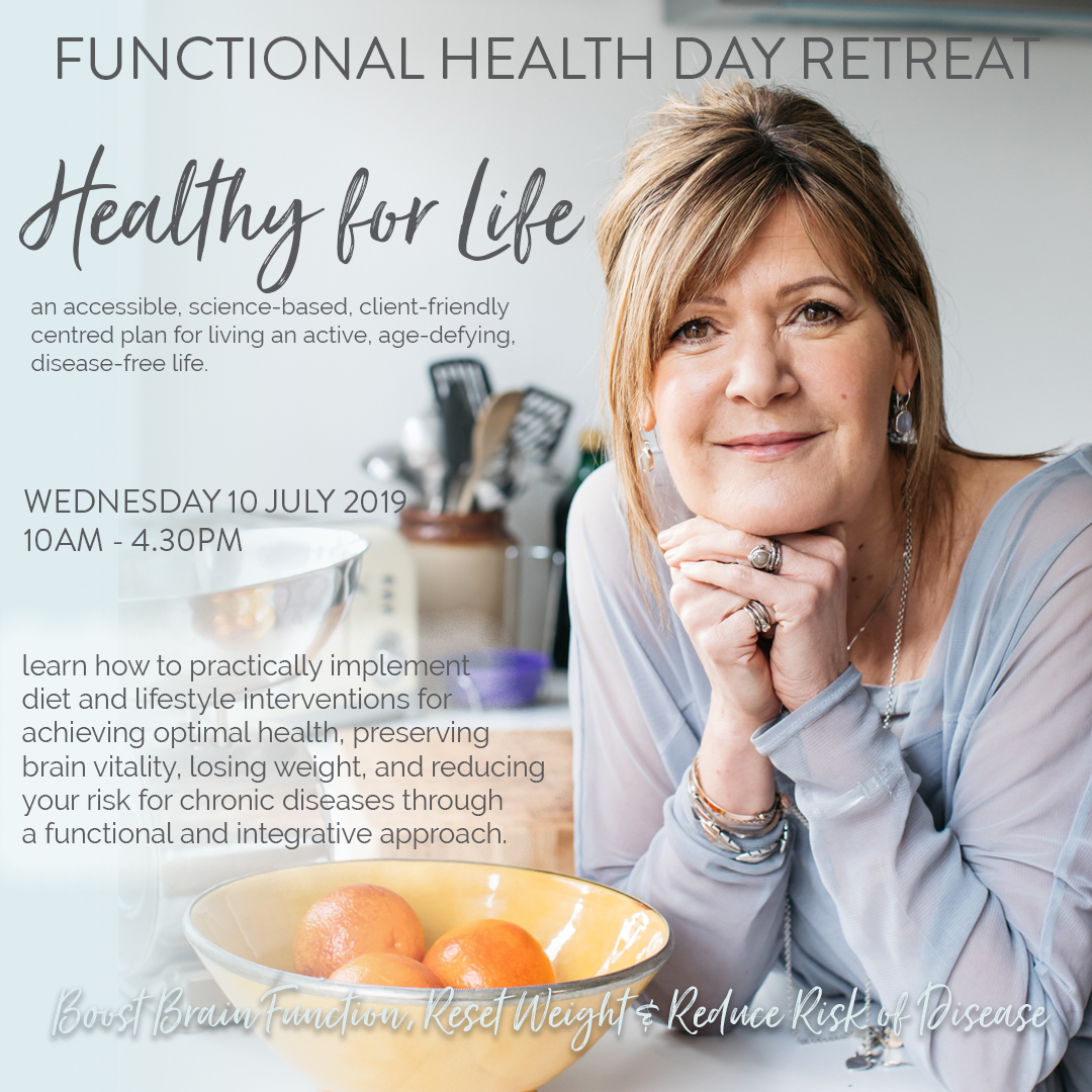 Functional Day Retreat: Healthy for Life