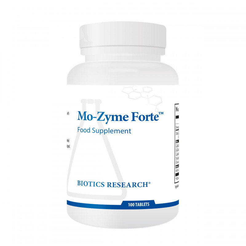 Mo-Zyme Forte 100 tablets