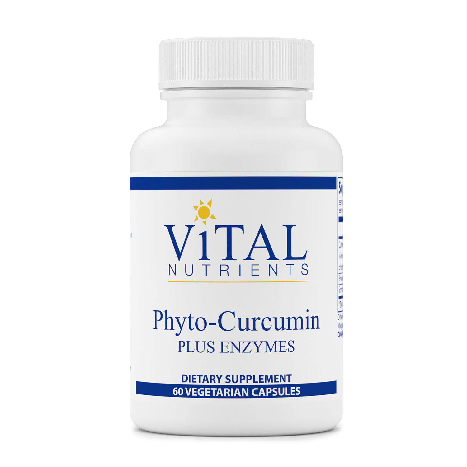 Phyto-Curcumin + Enzymes